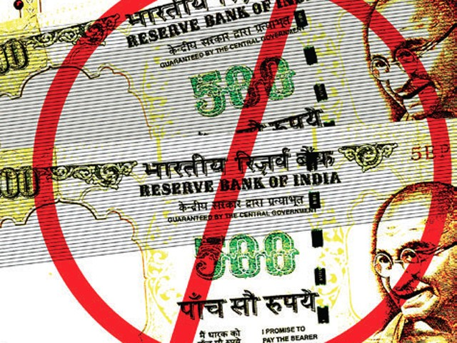 How To Exchange Banned Rs 500 & Rs 1000 Currency Notes ?