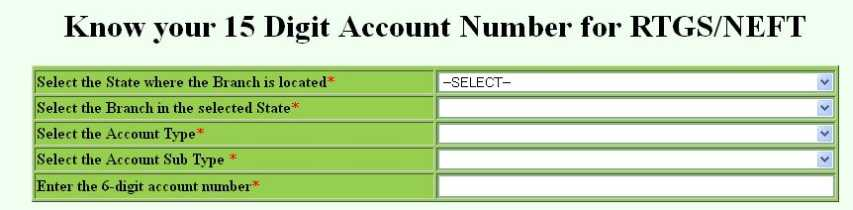 List of All Bank with Total Digit in Bank Account Numbers