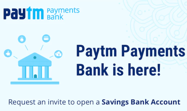 PayTm Payments Bank Can't Add Any New Customer From August, 1st, Know Why ?