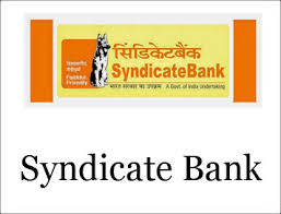 Syndicate Bank Declares Financial Results for Quarter June 2017