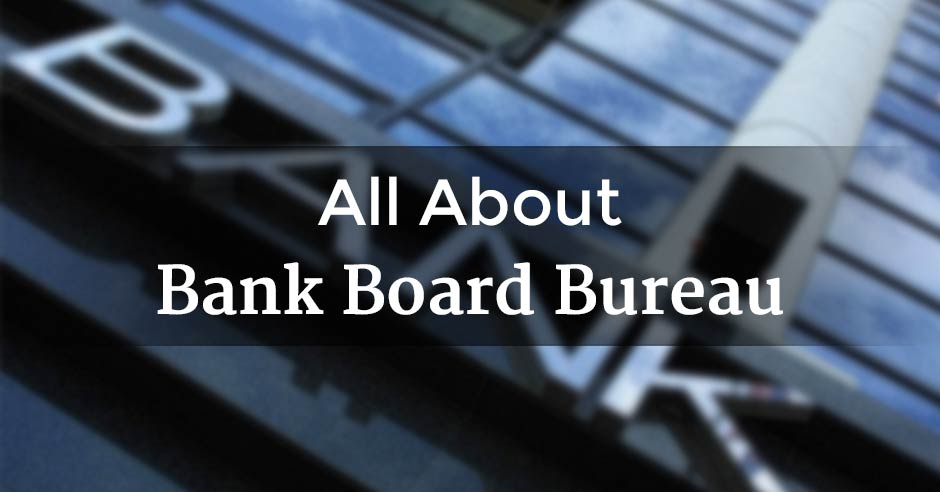 Banks Board Bureau Restrain from Picking PSB CEO's & MD