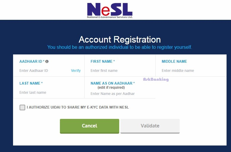 How To Authenticate Loan Records By Borrowers on NeSL ?