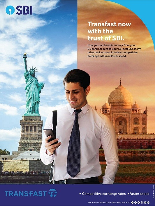 SBI Transfast – Faster Remittances from USA