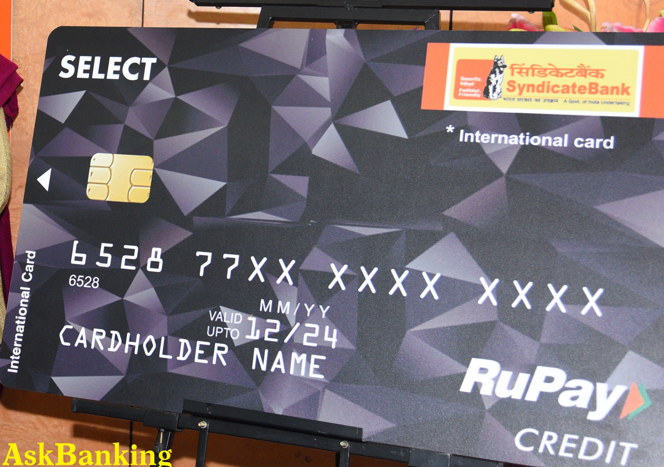 Review – Syndicate Bank Rupay Select Credit Card