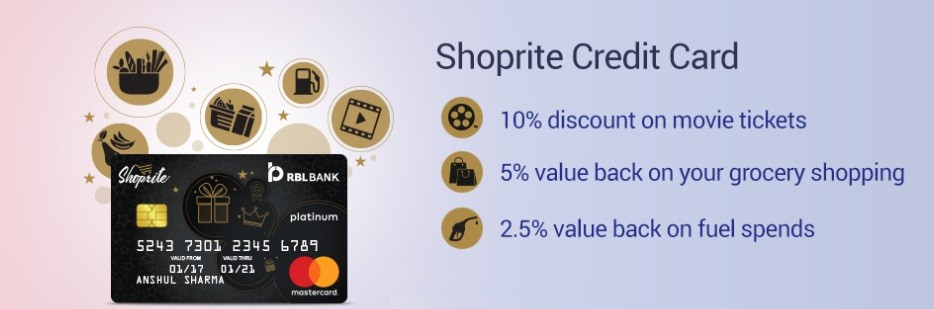 RBL Shoprite Credit Card Reviews & Offers