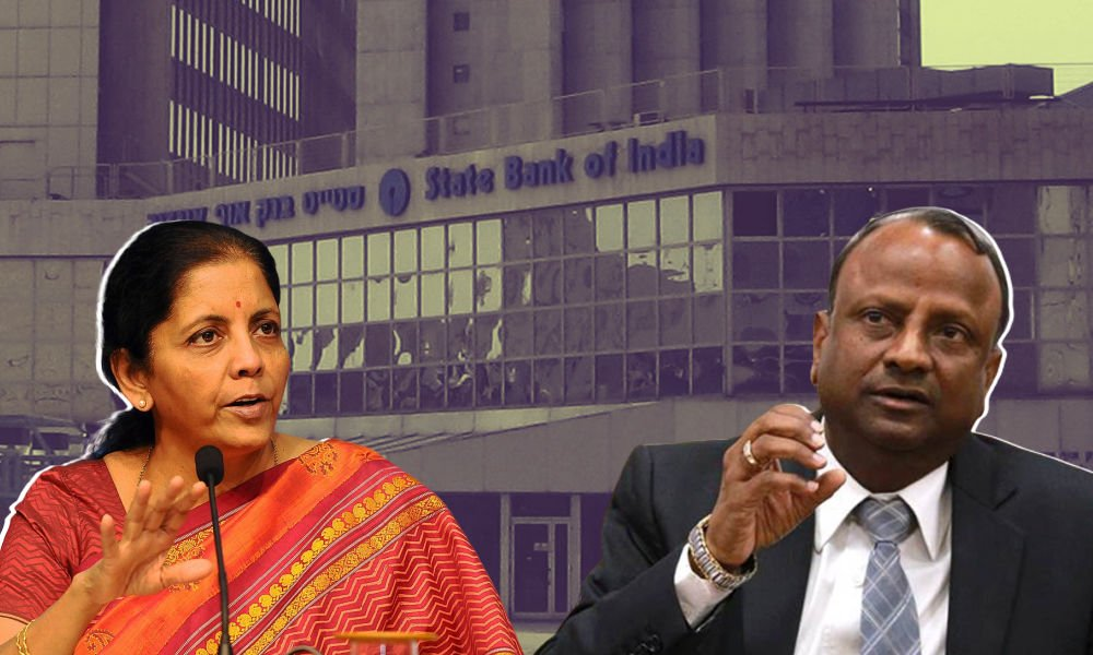 SBI To File FIR Over Leaked Audio Tape of FM Meeting