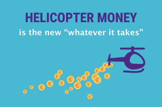 What is helicopter money ?
