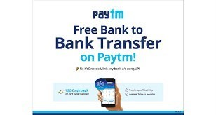 How to transfer money from PayTm Wallet to Google Pay Account ?