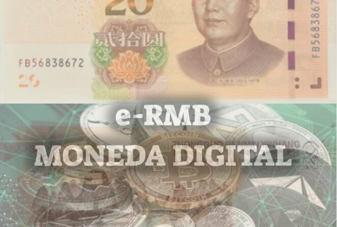 China Launches Digital Currency Yuan  'eRMB'