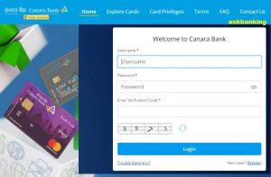 fix canara saathi application error